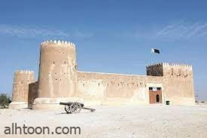 قلعة الزبارة .. حامية الحدود البحرية -صحيفة هتون الدولية