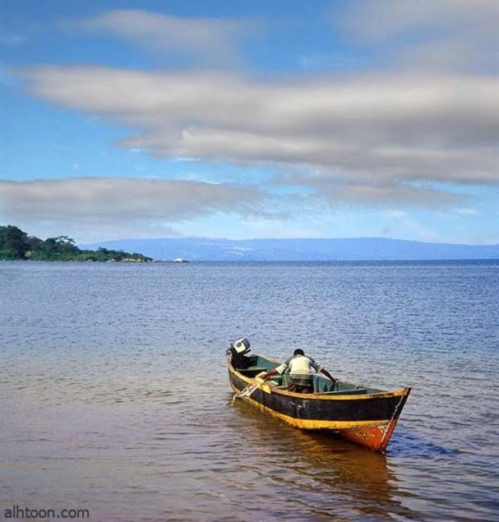 اكبر البحيرات الطبيعية في العالم -صحيفة هتون الدولية-