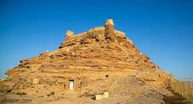 قلعة شنقل أثر تاريخي يمتد ل 3 قرون -صحيفة هتون الدولية