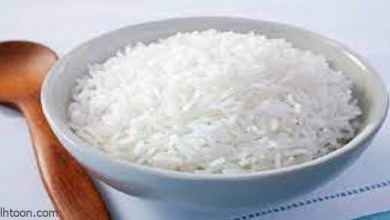تعرف علي فوائد الأرز الأبيض -صحيفة هتون الدولية