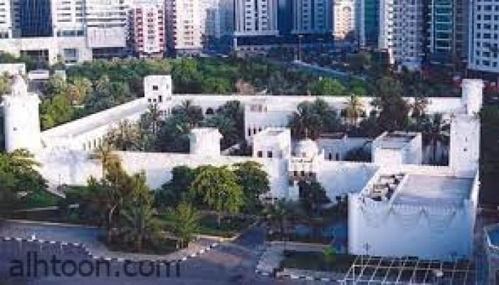 """""""قصر الحصن"""".. أقدم مبنى تاريخي في أبوظبي -صحيفة هتون الدولية"""