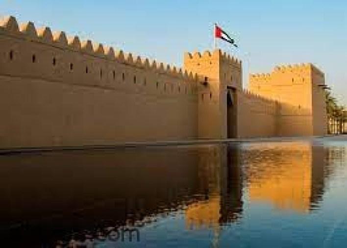 قصر المويجعي.. يحكي تاريخ آل نهيان - صحيفة هتون الدولية