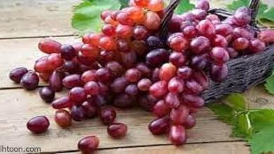 العنب الأحمر فوائد رائعة تعرف عليها -صحيفة هتون الدولية