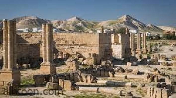 قصر هشام التُحفة المعمارية الفريدة -صحيفة هتون الدولية