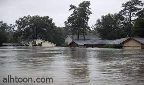 الفيضانات تغرق مطار موسكو - صحيفة هتون الدولية
