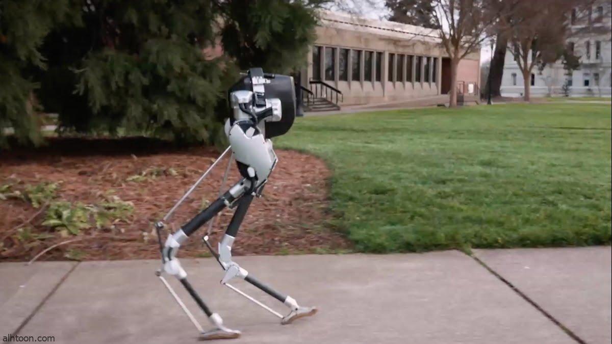 روبوت خارق في الركض - صحيفة هتون الدولية
