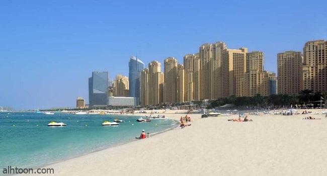 أجمل شواطئ في الإمارات