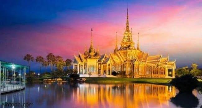 جزيرة تايلاندية تستقبل السياح