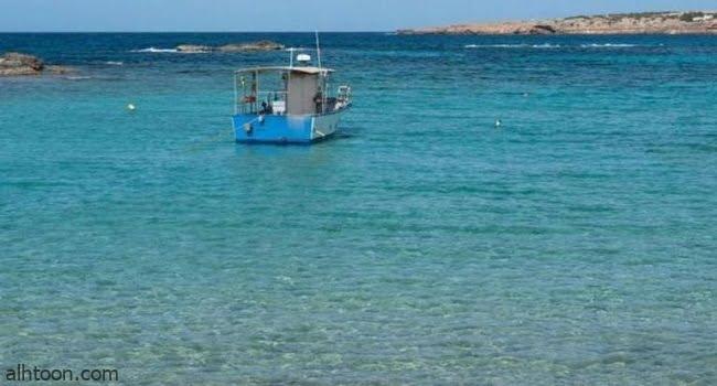 السياحة في جزيرة فورمينتيرا
