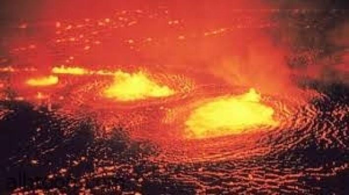 كيفية ثوران البركان -صحيفة هتون الدولية