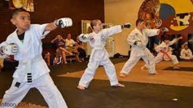 هل التياكوندو رياضة مفيدة للطفل؟ -صحيفة هتون الدولية