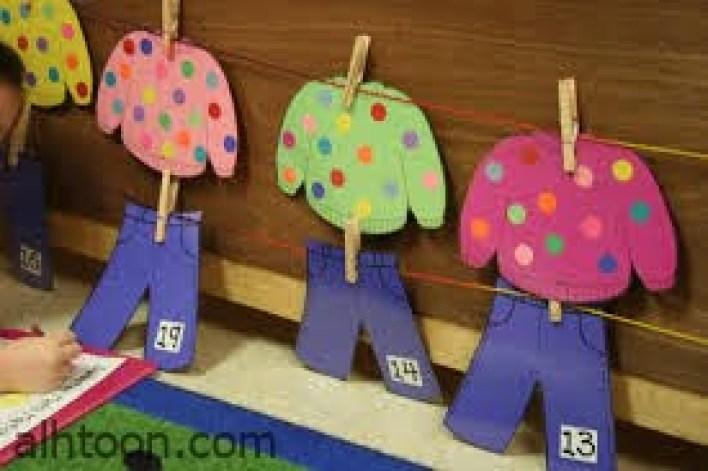 انشطة رسوم مختلفة لتعليم الارقام للاطفال - صحيفة هتون الدولية-