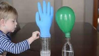 نشاطات علمية للأطفال -صحيفة هتون الدولية