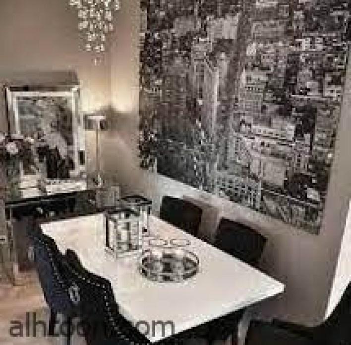 تصاميم غرف السفرة المودرن الرائعة -صحيفة هتون الدولية-