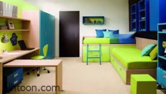 غرف نوم الأطفال بتصاميم مودرن -صحيفة هتون الدولية