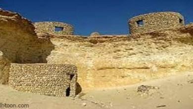 قلعة الركيات ..حامية مصادر المياه -صحيفة هتون الدولية