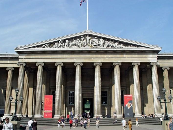 المتحف البريطاني من أهم متاحف العالم -صحيفة هتون الدولية