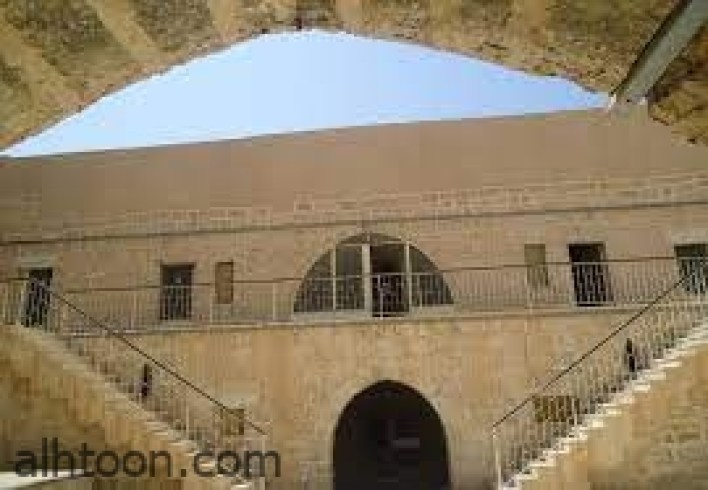 قلعة معان الأردنية -صحيفة هتون الدولية