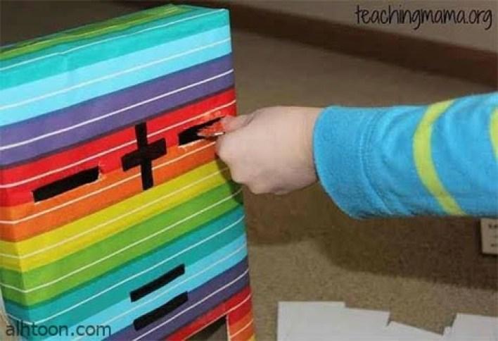 نشاطات تعليميه للأطفال -صحيفة هتون الدولية