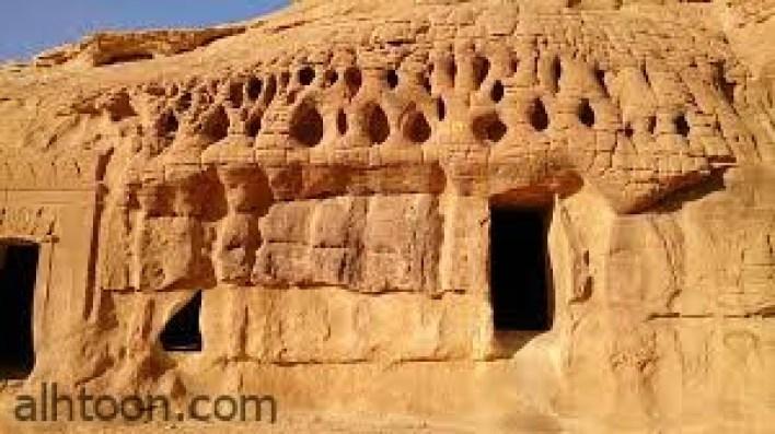 """مدائن صالح """" كنز السعودية الأثري -صحيفة هتون الدولية"""