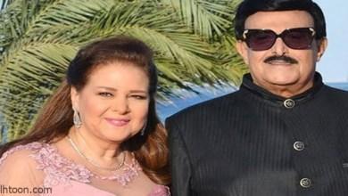 شاهد: فيديو نادر للفنان سمير غانم وزوجته دلال عبدالعزيز - صحيفة هتون الدولية