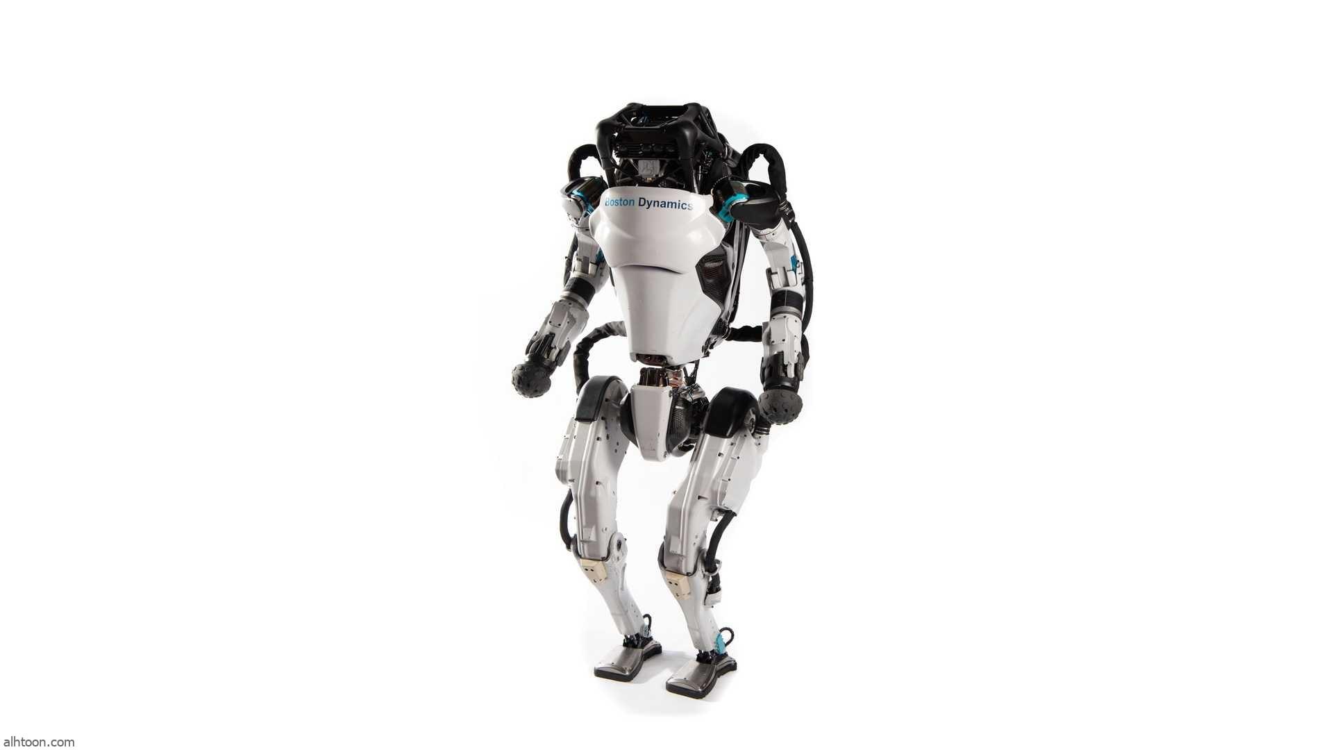 شاهد: روبوتات تقفز وتلعب برشاقة - صحيفة هتون الدولية