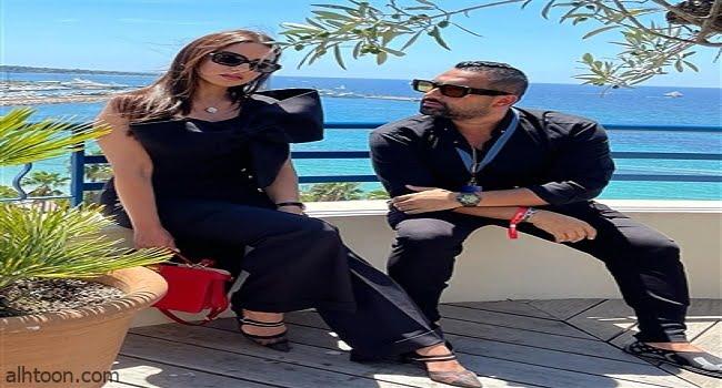 هاني سعد يتغزل في الفنانة درة - صحيفة هتون الدولية