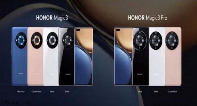 مواصفات هاتف هونر الأول magic 3