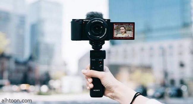 سوني تطلق كاميرا تدوين الفيديو ZV-E10 الجديدة