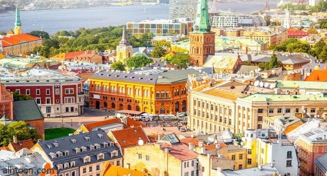 شروط للسفر إلى لاتفيا