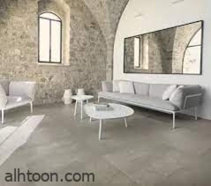 أحدث تصاميم سيراميك غرف الجلوس - صحيفة هتون الدولية