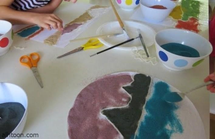 أنشطة تعليمية للأطفال باختلاف أعمارهم -صحيفة هتون الدولية-