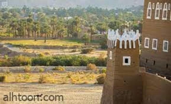 قصر العان الأثري .. فن العمارة التراثية القديمة -صحيفة هتون الدولية