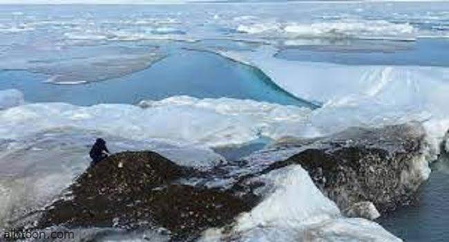 علماء يعثرون على جزيرة تقع في أقصى شمال العالم -صحيفة هتون الدولية-