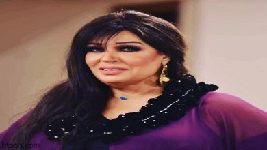 فيفي عبده تحتفل بشفائها على البحر -صحيفة هتون الدولية