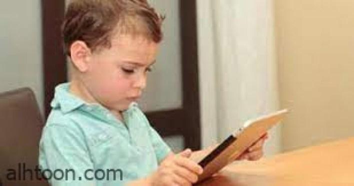 الآيباد يدمر عقل الأطفال -صحيفة هتون الدولية