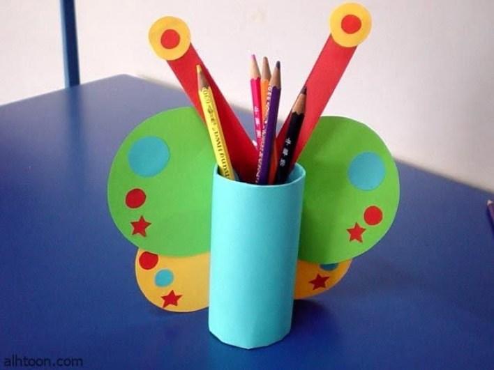 أشغال يدوية بسيطة للأطفال -صحيفة هتون الدولية-