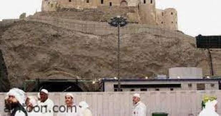 قلعة اجياد من الماضي القريب -صحيفة هتون الدولية