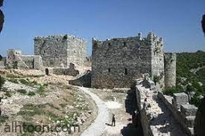 قلعة صلاح الدين أكبر قلاع سوريا -صحيفة هتون الدولية-