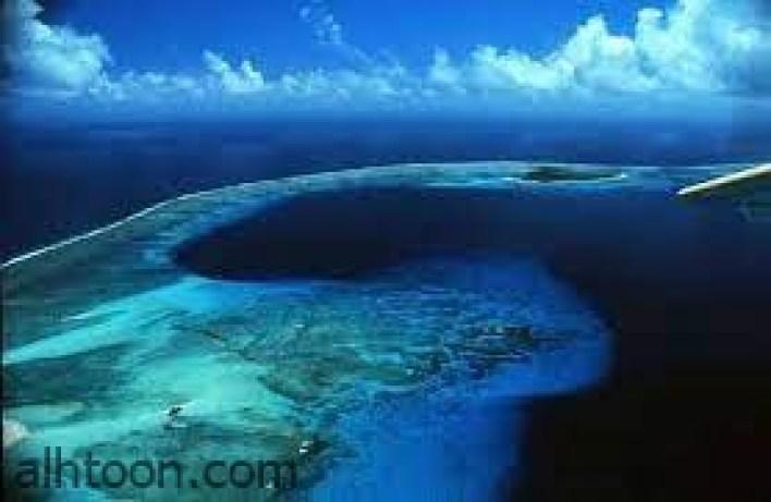 تعرف علي جزيرة بيكيني المرجانية -صحيفة هتون الدولية