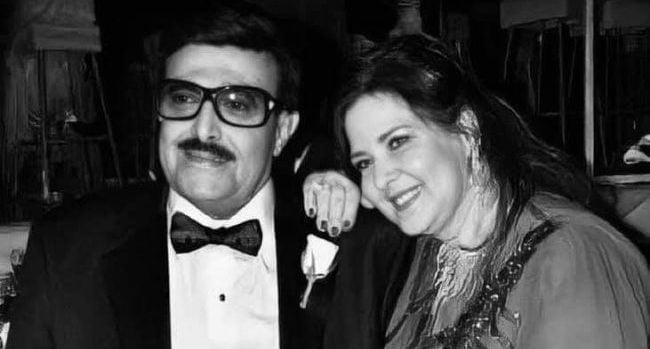 ورحلت دلال عبد العزيز لتلتقي حبيب عمرها سمورة دون أن تعلم - صحيفة هتون الدولية