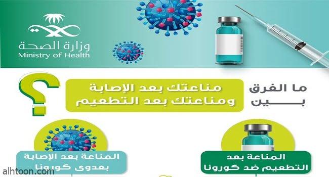 """أوضحت وزارة الصحة السعودية عبر الحساب الرسمي بموقع التواصل الاجتماعي """"تويتر"""" عن تأثير"""