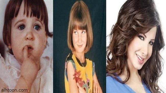 نانسي عجرم تتحدث عن طفولتها