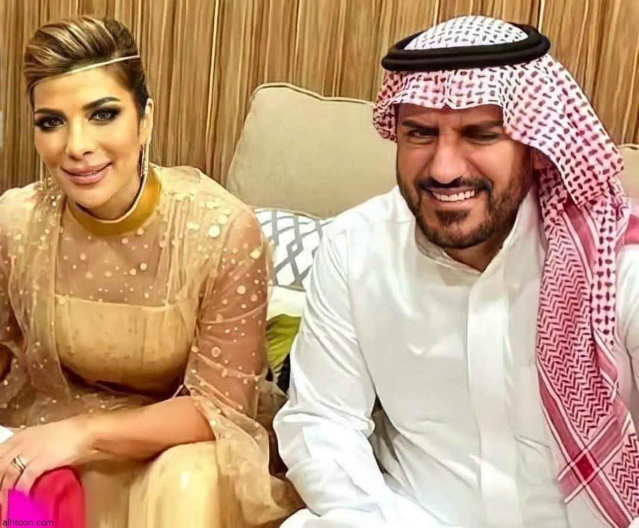فائق حسن يتغزل في زوجته أصالة - صحيفة هتون الدولية