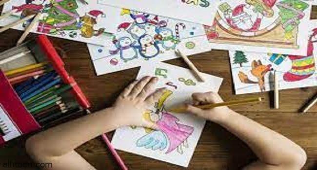 أنشطة لتشجيع طفلك على الإبداع الفني -صحيفة هتون الدولية