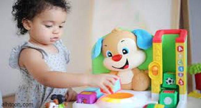 العاب أطفال عمر سنتين -صحيفة هتون الدولية