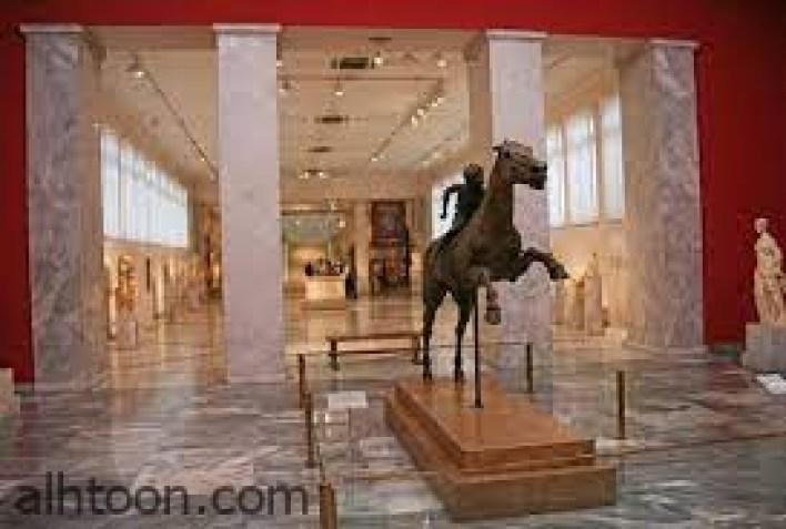 متحف أثينا كنز أثري من قبل التاريخ -صحيفة هتون الدولية
