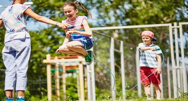 القفز بالحبل رياضة وتسلية -صحيفة هتون الدولية