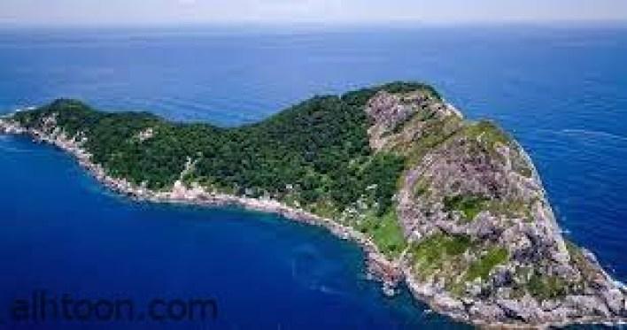 شاهد أخطر جزيرة على سطح الأرض -صحيفة هتون الدولية