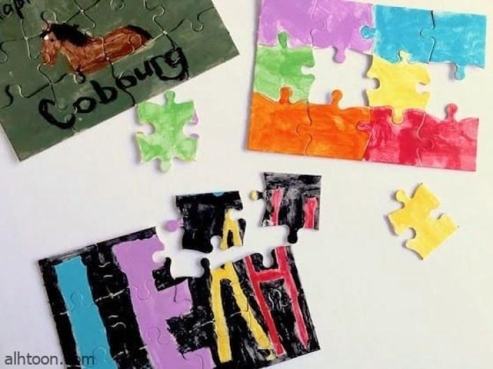 ألعاب رائعة يمكنكِ صنعها لأطفالك بالمنزل -صحيفة هتون الدولية